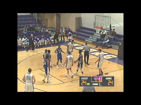 MBB | Lander  at Young Harris | Jan. 6, 2016