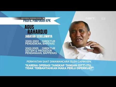 Profil Pimpinan KPK baru AGus Rahardjo - IMS Mp3