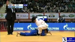 Nodoka Tanimoto (JPN) - Gulshan Nazarova (AZE) [-57kg] final