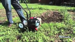 Earthquake MC43 Mini Tiller - The Green Reaper