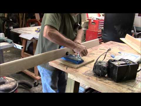 Designing and Building a Boat Seat MM 29
