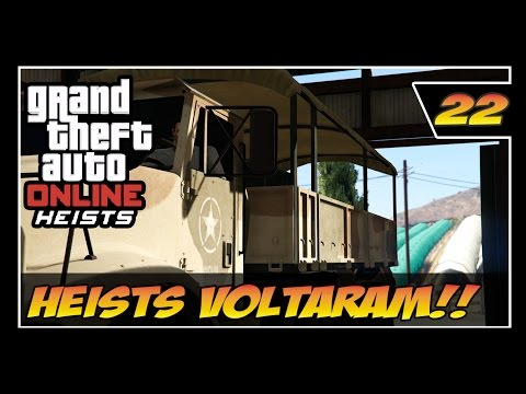 GTA V Online - HEISTS - #22 - Pacific Standard  - COMBOIO #HeistsVoltou