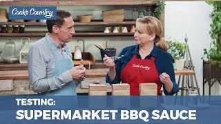 Our Taste Test of Supermarket Barbecue Sauce