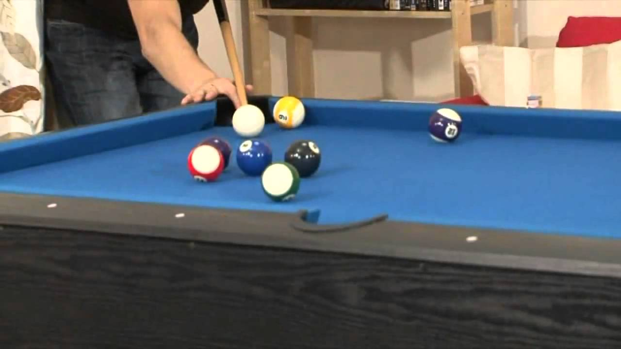 Folding legs pool table for sale - Www Topofthecue Com Bce Riley 7ft Black Cat Pool Table Hpt1 7 Youtube