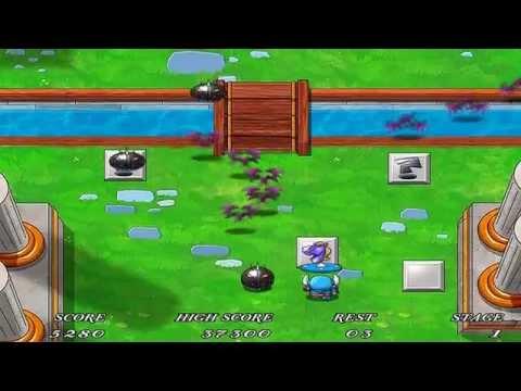 Knightmare Remake [魔城伝説] Game Sample - PC/Indie
