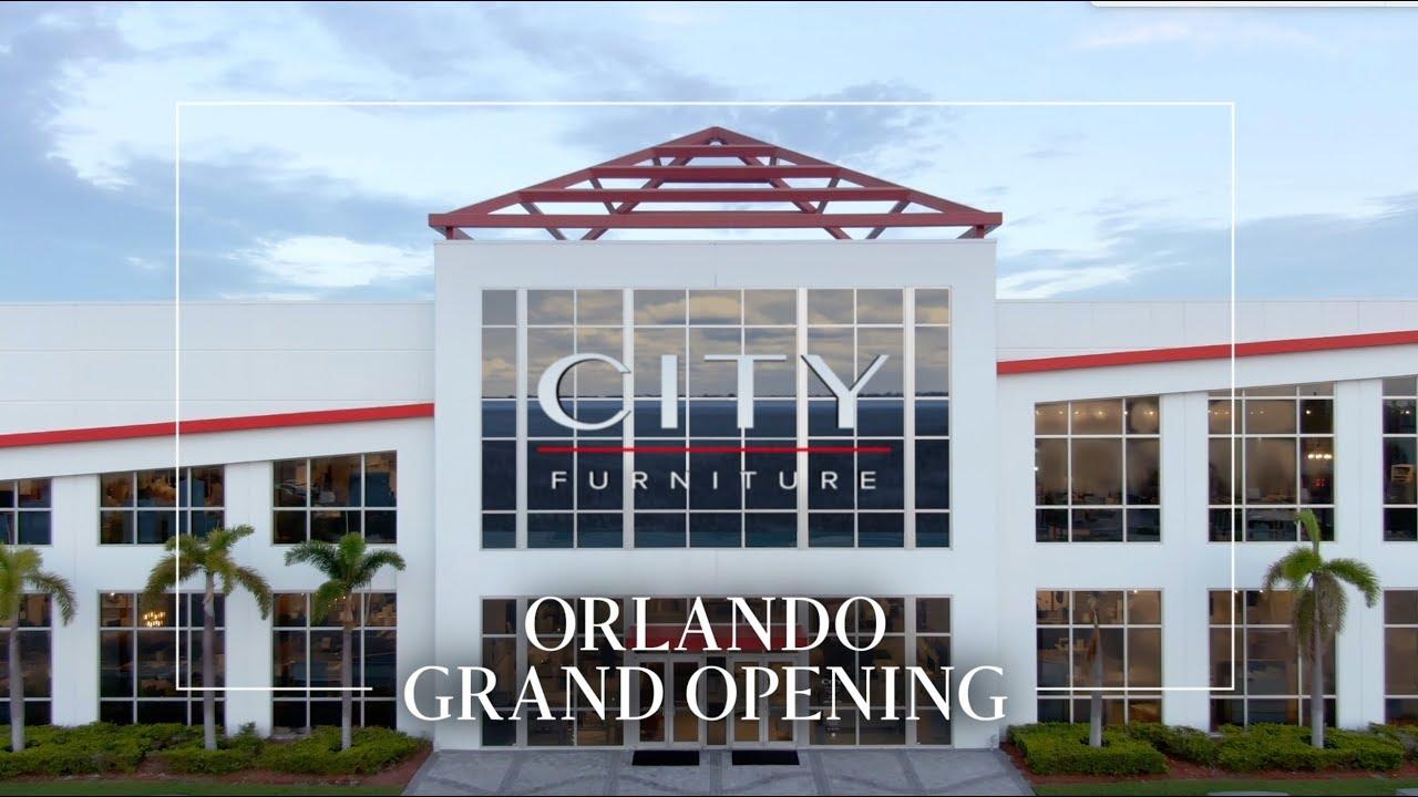 City Furniture Orlando Go 15 Youtube