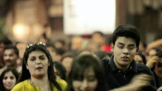 Flashmob at CST- 27/11/11- India Is