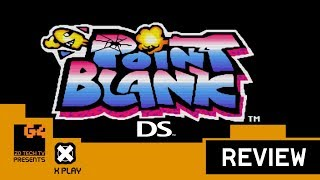 X-Play Classic - Point Blank DS Review
