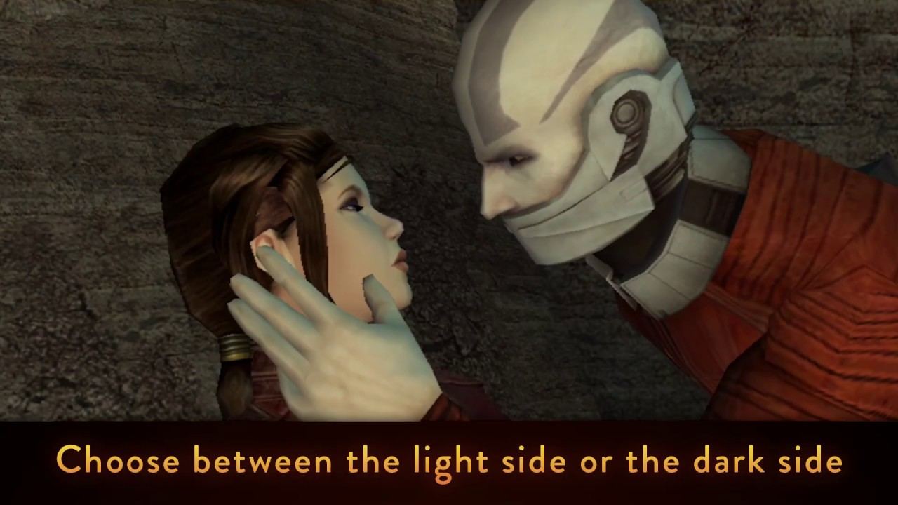 Star Wars: Knights of the Old Republic Trailer