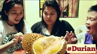 Cover images We tried Durian, The Smelliest fruit in the world! (MUKBANG)