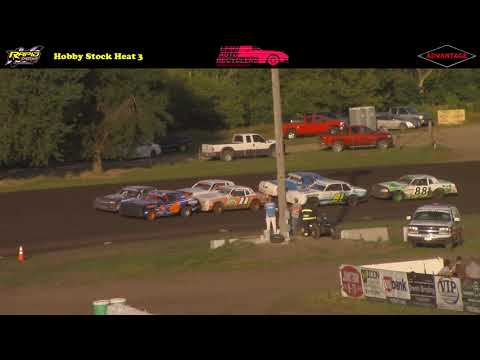 Hobby Stock Special -- 7/14/17 -- Rapid Speedway