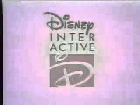 Disney Interactive Games Logo Reversed