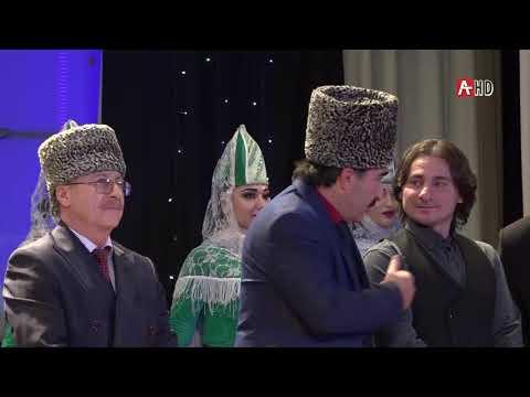 """Ансамблю """"Кавказ"""" 25 лет  22 11 19"""