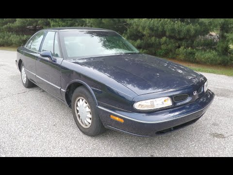 1998 Oldsmobile 88|17612A
