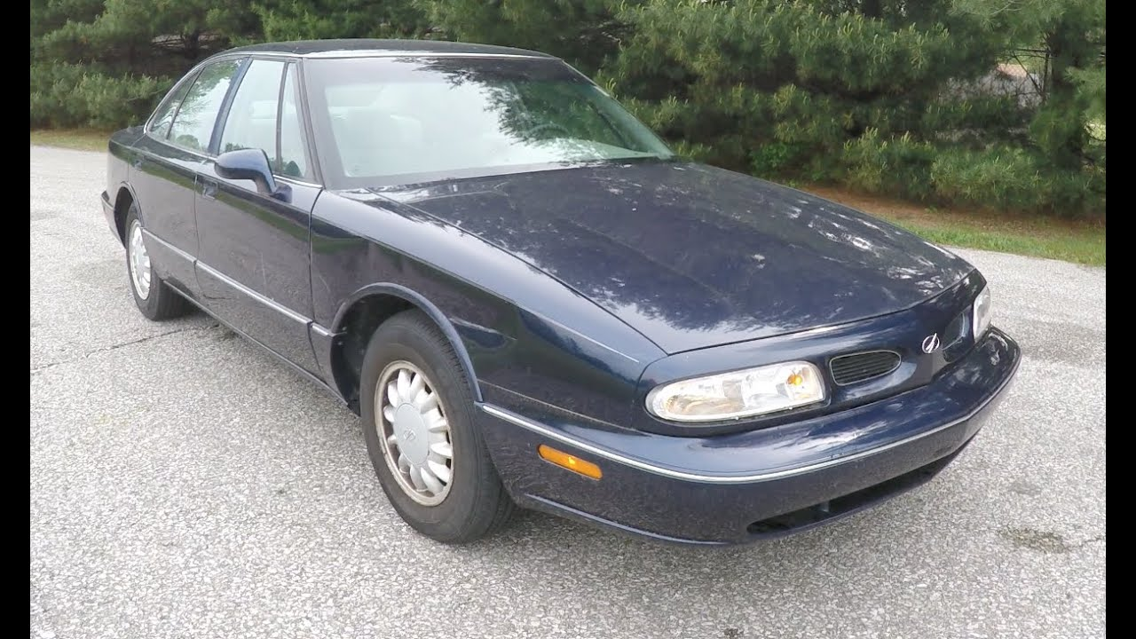 medium resolution of 1998 oldsmobile 88 17612a
