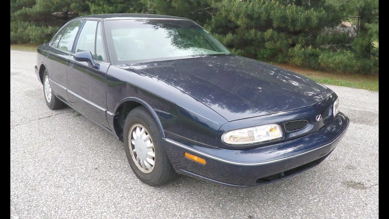 1998 oldsmobile 88 17612a [ 1280 x 720 Pixel ]