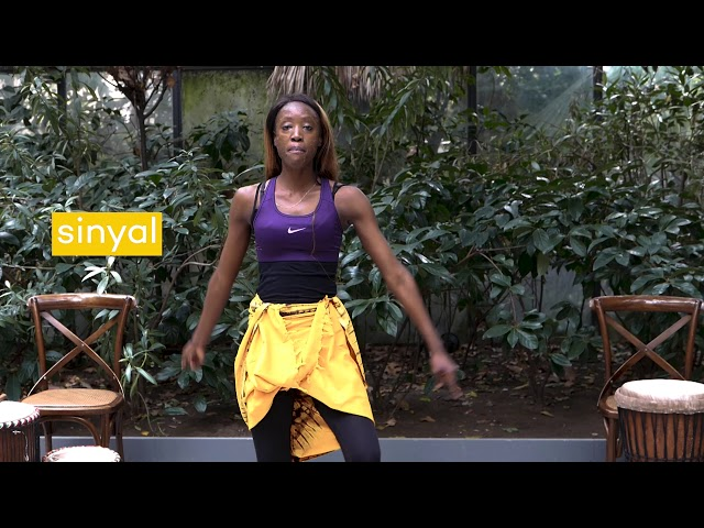 Batı Afrika Dansları 2: Balanta