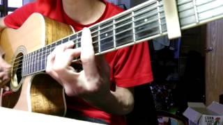 林宥嘉Yoga Lin - 浪費 (徐佳瑩LaLa)(吉他和弦在註解 Guitar Cover By Momo)
