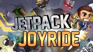 Jetpack Joyride - Halfbrick Studios DAY4 Walkthrough