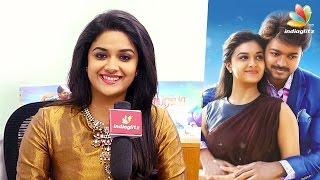 Keerthi suresh interview: vijay gives equal space script to his actresses | bairavaa