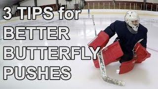 3 Tips for Better Butterfly Pushes Today