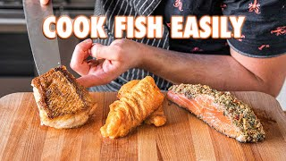 How To EASILY C๐ok Fish Without Messing It Up