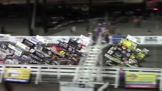 Nodak Speedway World of Outlaws Sprint Car Feature