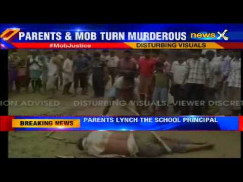 Bihar school director lynched