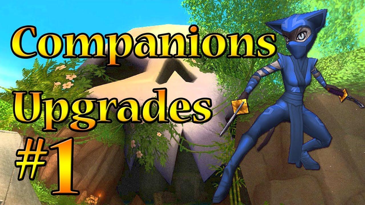 Pirate101 HD | Companion Upgrades #1