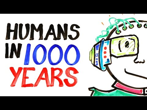 Thumbnail: Humans In 1000 Years