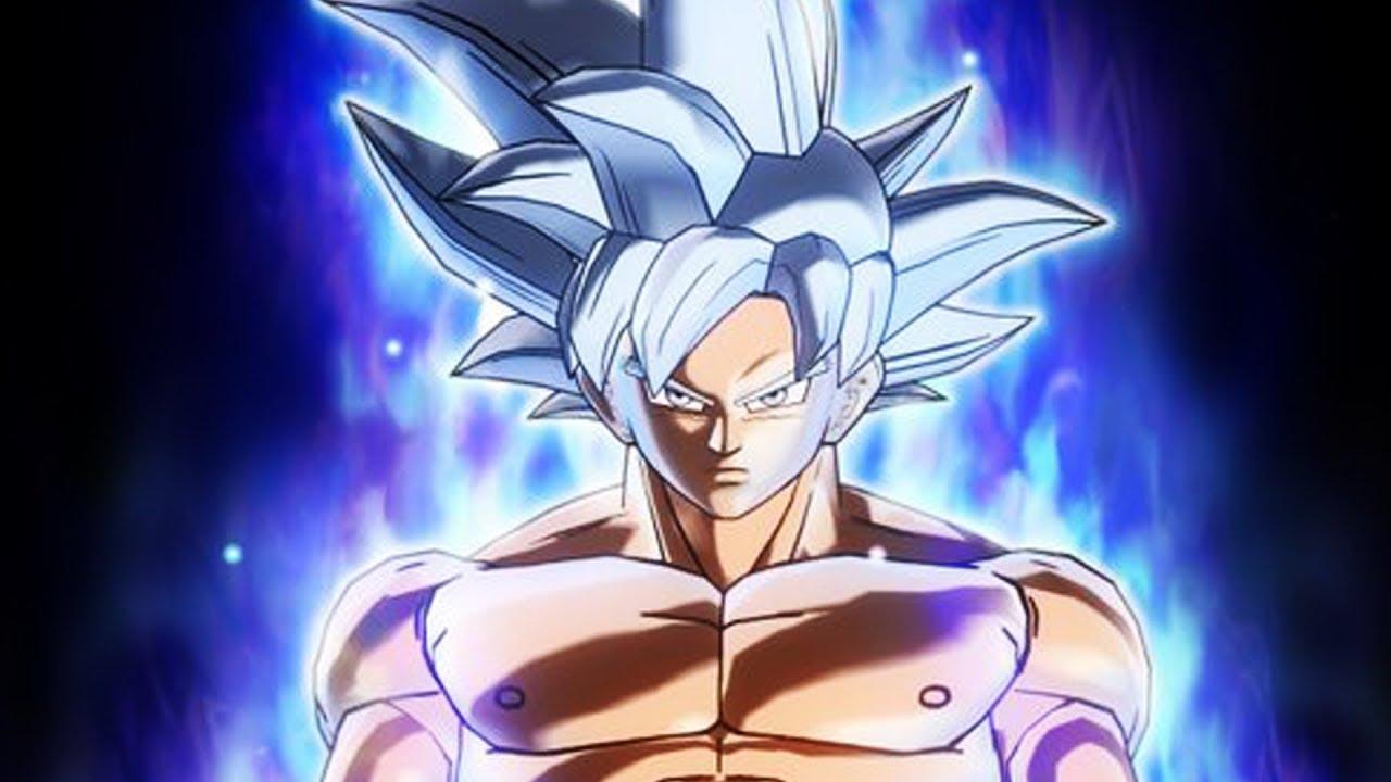 Goku ultra instinto 100 llega a dragon ball xenoverse 2 nuevo dlc extra pack 2 youtube - Imagenes de dragon ball super ultra instinto ...