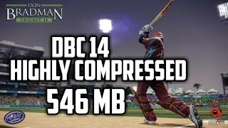 how to download don bradman cricket 14 for pc || don bradman compressed