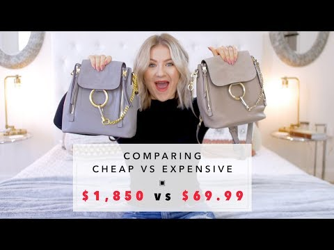 99 ExpensiveChloe1850 Dupe69 Youtube Cheap Comparing Vs cTF1KJl