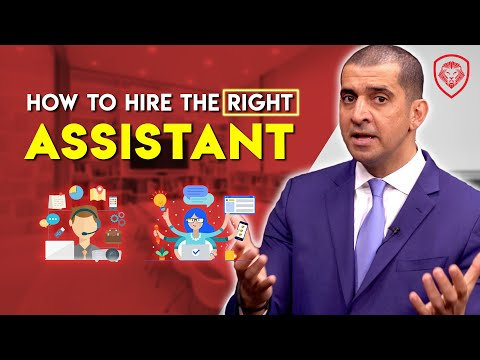 10 Rules Of Hiring The Best Assistant