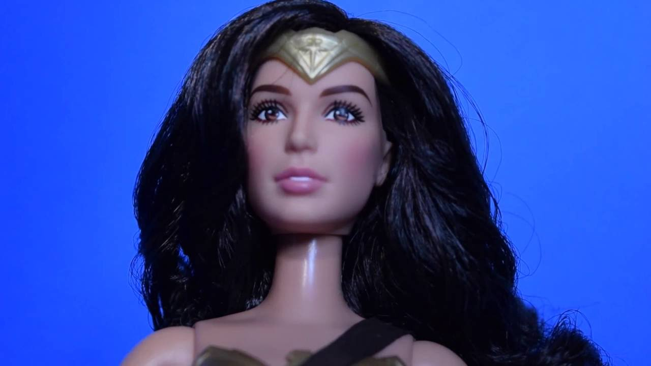 Doll review 2017 black label queen hippolyta doll face three - Batman V Superman Dawn Of Justice Wonder Woman Barbie