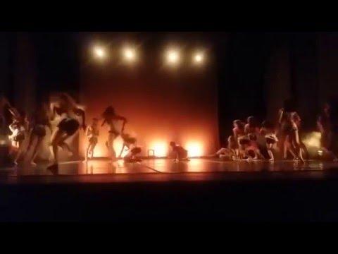 Pop balet 2 Afrika