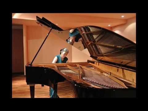 Chopin Etude Op.25 No.6 & No.7 Megumi Fujita - piano 藤田めぐみ ショパン・エチュード 作品25第6、7番