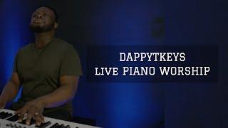 Live Piano Instrumental Worship Music, Deep Prayer & Meditation music by DappyTKeys