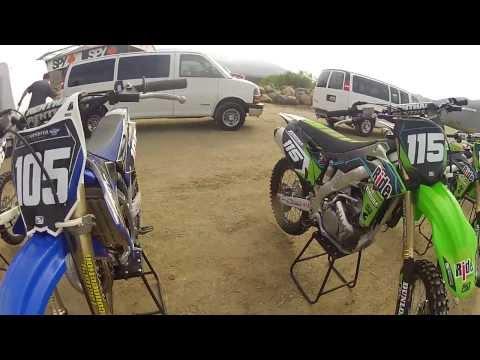 Ride California Motocross holdiay 2014