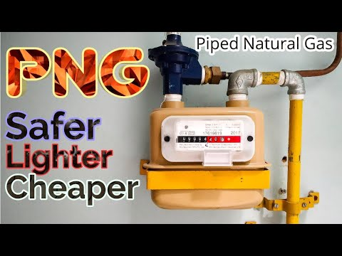 Misconceptions About Piped Natural Gas(PNG)(pipeline) meter over (LPG)-INDRAPRASTHA GAS LIMITED(IGL)