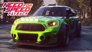 NEW SPEEDCROSS UPDATE!! (Need for Speed: Payback)