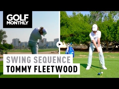 Tommy Fleetwood 2016 Swing Sequence