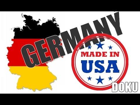 Germany made in USA - Die amerikanisierung der Deutschen // Doku