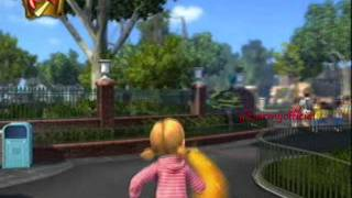Kinect Disneyland Adventures Xbox 360 Playthrough Part 4