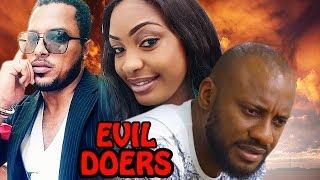 Yul Edoiche and Van Vicker Latest Nigerian Nollywood Movie    Evil Doers Season 1