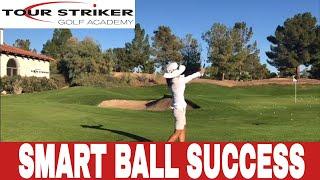 Tour Striker Smart Ball | Martin Chuck | Tour Striker Golf Academy