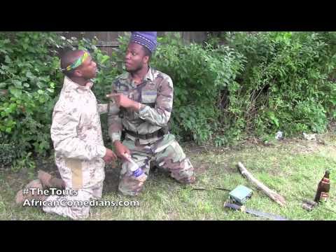Video skit: American Soldiers vs. Nigerian Soldiers