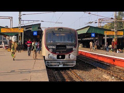 Sealdah South circle Railway Station ৷৷ Indian Railway