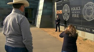 Behind The Texas Badge (Texas Country Reporter)