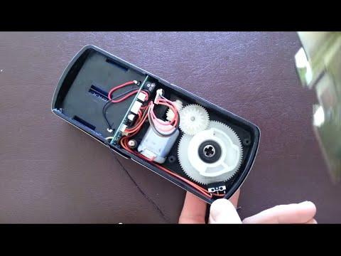 Make your own smart door lock!